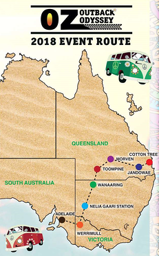 OZ Outback Odyssey