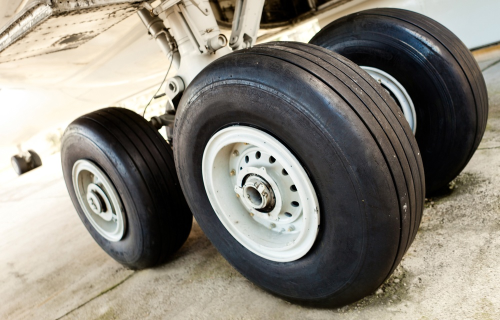 Close up of an airplane undercarriage or landing gear.jpeg